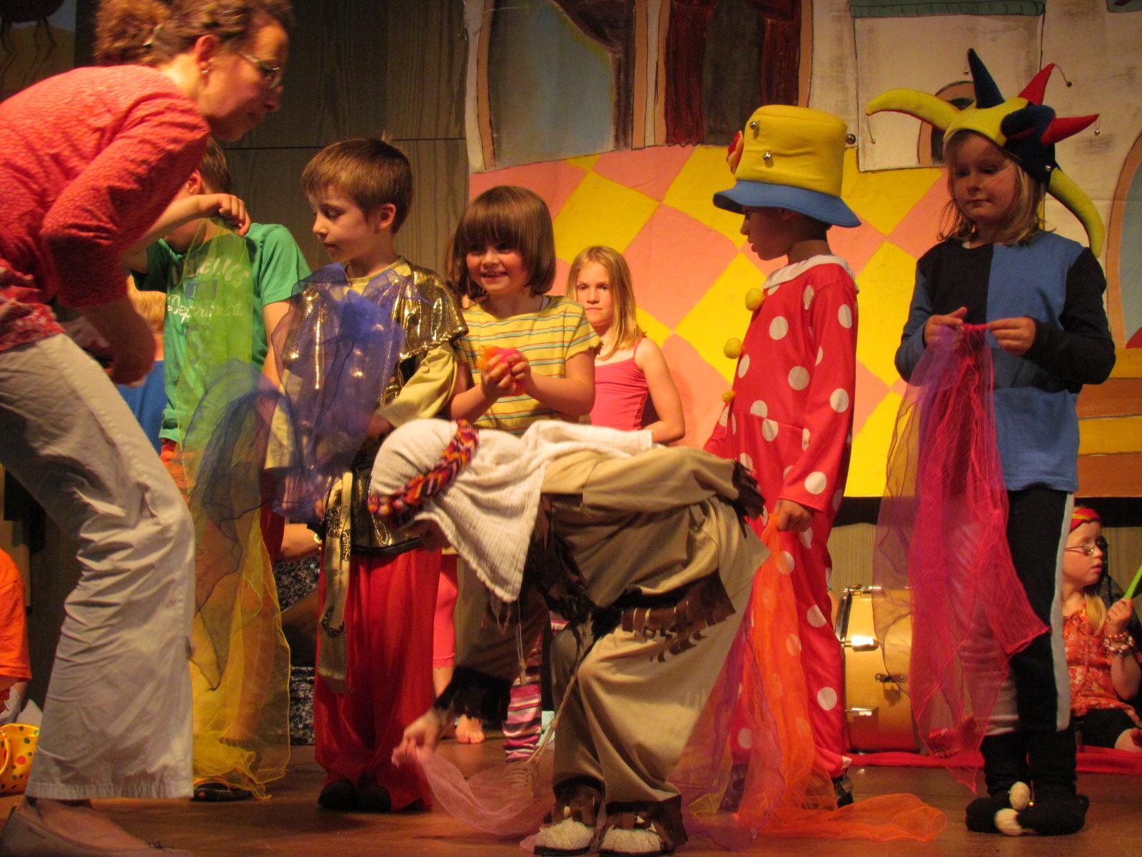 Tausend und eine Nacht - Kreismusikschule