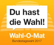 Wahl-O-Mat Bundestagswahl 2017