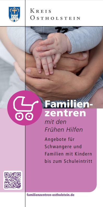 Flyer «Frühe Hilfen«